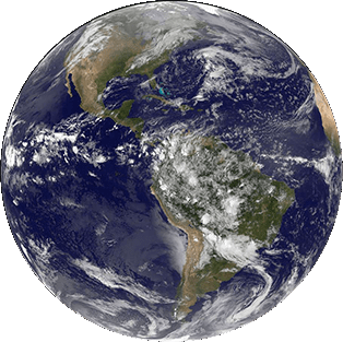 An image of the Earth signifying that BCD has been reported throughout the world.